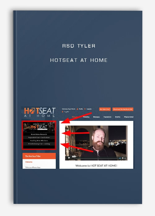 RSD Tyler - Hotseat At Home - Trading Forex StoreTrading