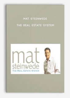 The Real Estate System by Mat Steinwede