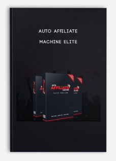 Auto Affiliate Machine Elite