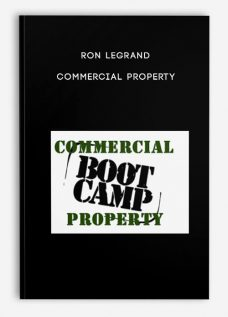 Commercial Property by Ron Legrand