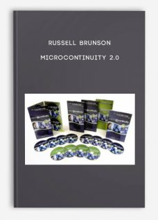 Microcontinuity 2.0 by Russell Brunson