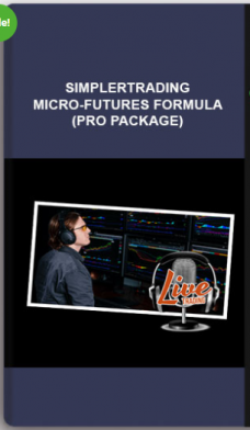 Simplertrading – Micro-Futures Formula (Pro Package)