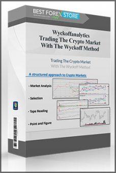Wyckoffanalytics – Trading The Crypto Market With The Wyckoff Method