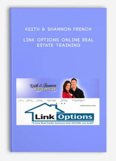 Link Options Online Real Estate Training by Keith & Shannon French