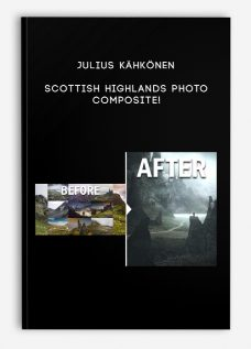 Scottish Highlands photo composite! by Julius Kähkönen