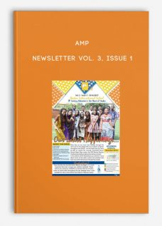 AMP – Newsletter Vol. 3 Issue 1