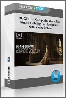 RGGEDU – Composite Workflow Studio Lighting For Backplates with Renee Robyn