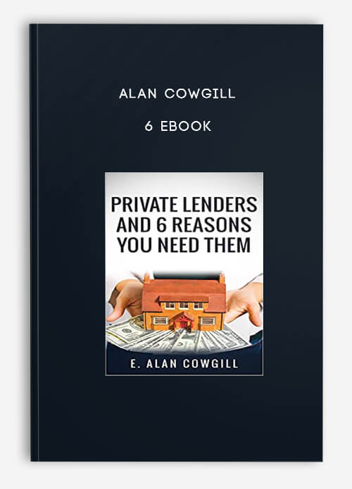 Alan Cowgill – 6 Ebook