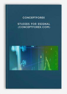 ConceptForex Studies for eSignal (conceptforex.com)