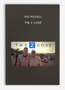 Joe McCall – The Z Code