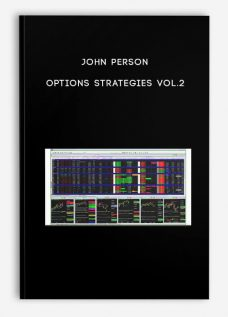 John Person – Options Strategies Vol.2