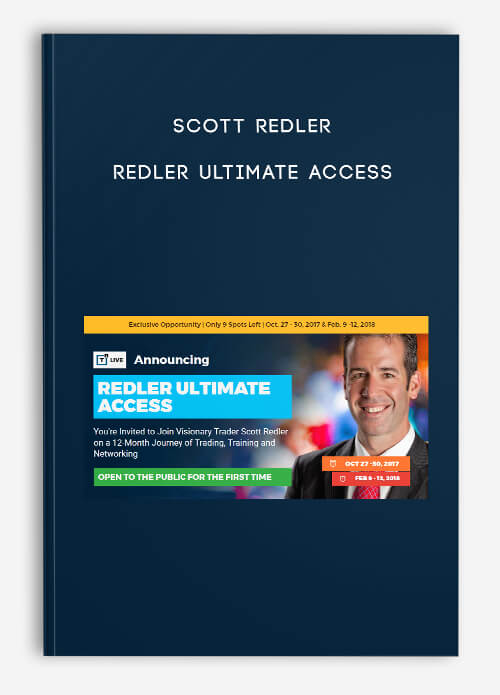 Scott Redler – Redler Ultimate Access