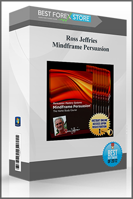 Ross Jeffries – Mindframe Persuasion
