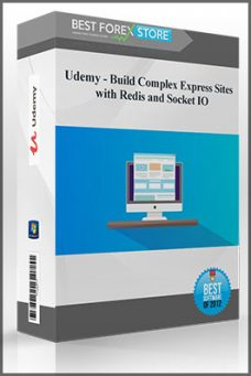 Udemy – Build Complex Express Sites with Redis and Socket IO