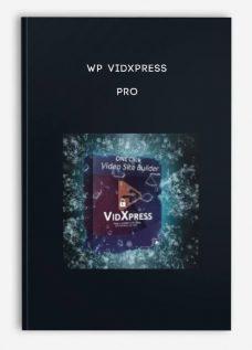 WP VidXpress PRO
