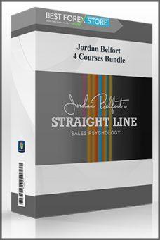 Jordan Belfort – 4 Courses Bundle