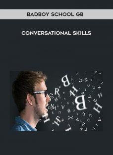 BadBoy School GB – Conversational Skills