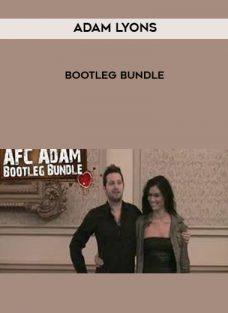 Bootleg Bundle by Adam Lyons