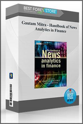 Gautam Mitra – Handbook of News Analytics in Finance