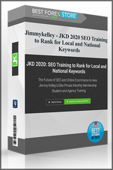 Jimmykelley – JKD 2020 SEO Training to Rank for Local and National Keywords