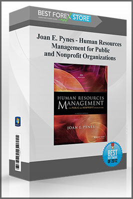 Joan E. Pynes – Human Resources Management for Public and Nonprofit Organizations