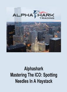 Alphashark – Mastering The ICO: Spotting Needles In A Haystack