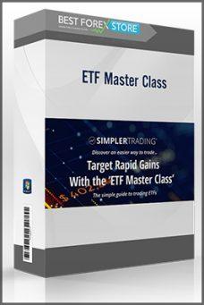ETF Master Class – Raghee Horner – Simpler Trading