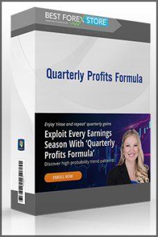 Quarterly Profits Formula (Elite Package) – Simpler Trading