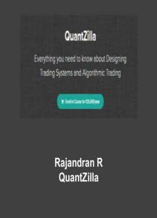 Rajandran R – QuantZilla