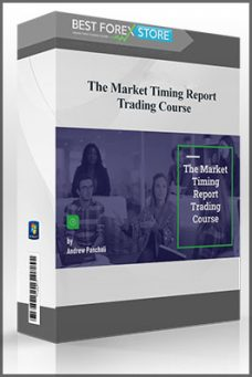 Andrew Pancholi – The Market Timing Report Trading Course