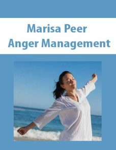 Marisa Peer – Anger Management