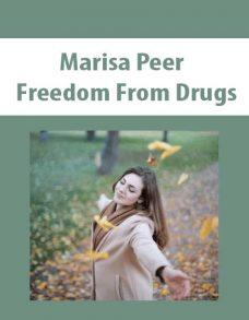 Marisa Peer – Freedom From Drugs