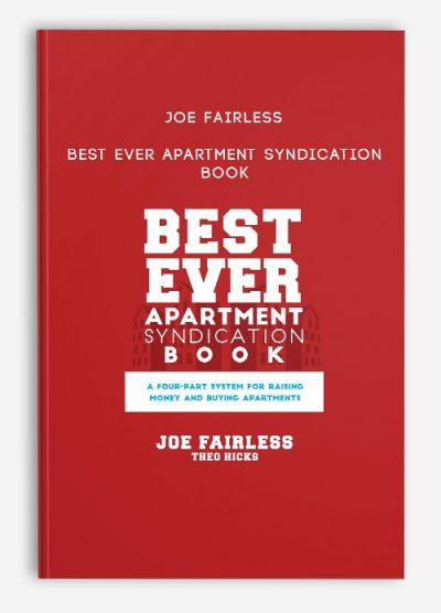Joe Fairless – Best Ever Apartment Syndication Book