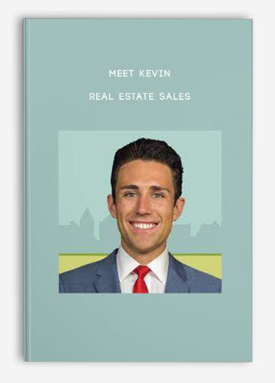 Meet Kevin – Real Estate Sales