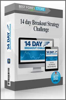 14 day Breakout Strategy Challenge