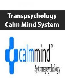 Transpsychology – Calm Mind System