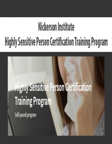 Wendy Nickerson – Highly Sensitive Person Certification Training Program