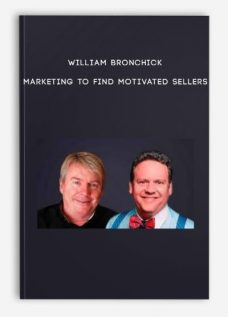 William Bronchick – Marketing to Find Motivated Sellers