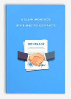 William Bronchick – State-Specific Contracts
